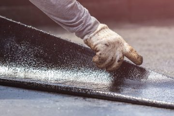 felt roofing services in Harwich